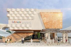 Le pavillon indonésien présente la force et l'image de l'Indonésie à l'Exposition universelle de Dubaï