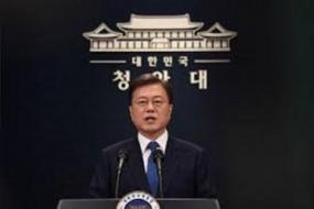 Moon Jae-in a demandé à Biden de poursuivre les pourparlers entre les États-Unis et la Corée du Nord