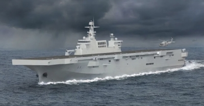 Lancé de nouveaux navires de guerre amphibies, Taiwan renforce la marine