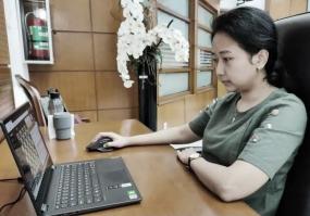 L'équipe féminine indonésiennes suivent les hommes en quarts de finale des échecs en ligne asiatiques