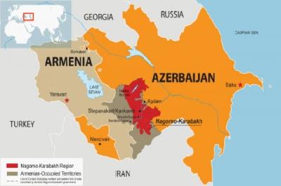 De nouveaux combats éclatent au Haut-Karabakh