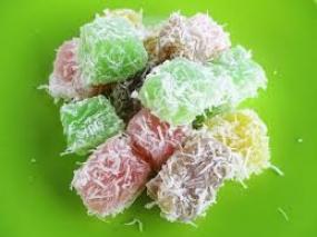 Cenil un aliment de Yogyakarta