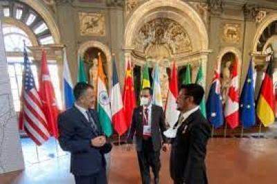 L'Indonésie soutient l'agriculture durable en Afrique à la réunion du G20