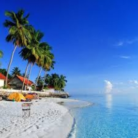 Die Samber Gelap Insel