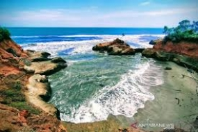 Der Padang Betuah Strand