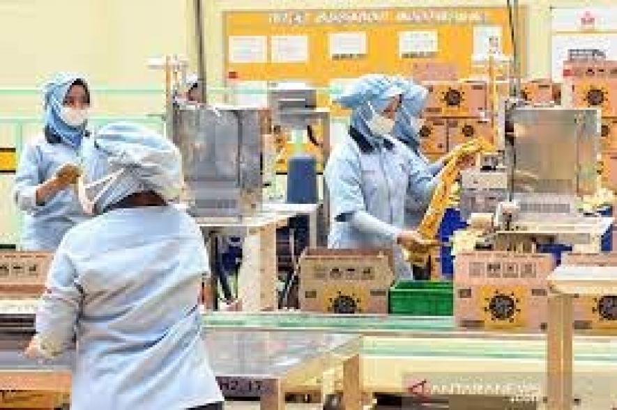Die Produktionsexporte überstiegen 94 Milliarden US-Dollar