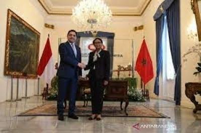 Indonesien und Marokko erkunden Partnerschaft mit der Schwesterprovinz
