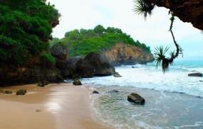 Pantai Peyuyon, Yogyakarta