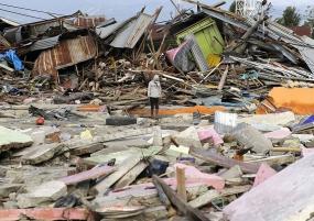 Menghadapi  Peristiwa Bencana yang Beruntun