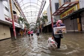Mitigasi Bencana Banjir Ditengah Pandemi Covid-19