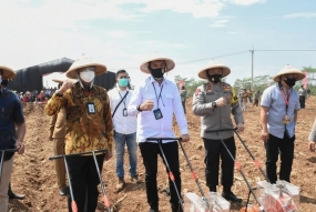 Mendorong Ekonomi Pedesaan di Tengah Pandemi Covid-19