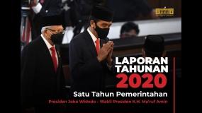 Satu Tahun Pemerintahan Joko Widodo - Ma'ruf Amin