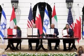 Setelah Perjanjian Damai UEA dengan Israel