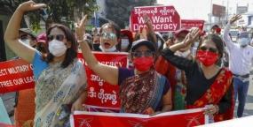 Sikap diam Beijing atas kudeta militer Myanmar