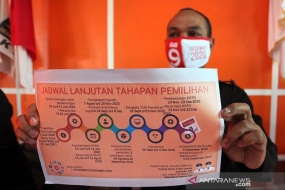 Kampanye Pilkada dengan Protokol Kesehatan yang Ketat