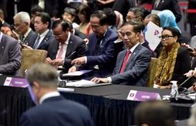 インドネシアは、2つの韓国の平和を完全に支持