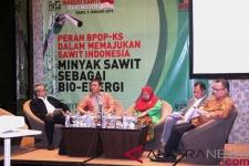 パーム油はインドネシアでバイオ エネルギーとして開発される可能性がある