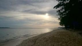 Bosnik海滩