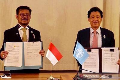 农业部和联合国粮食及农业组织加强南南和三角合作