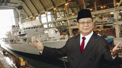 英国将在印度尼西亚建造先进军舰