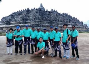 """印尼多个旅游景点列入""""亚洲最佳旅游目的地""""提名"""