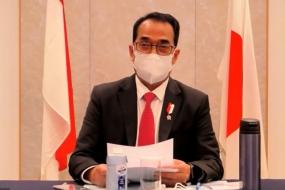 交通部寻求与日本合作项目增加国内零部件