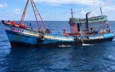 海洋和渔业部应加强监测鱼类盗窃结果的能力