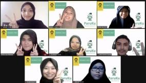 """印度尼西亚大学学生创作的""""ParuKu""""应用程序荣获人民选择奖"""