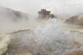 Sipoholon温泉