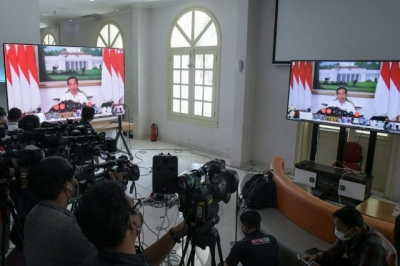 佐科·维多多总统:确保对旅游工作者的社会保护