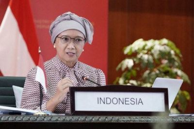 Indonesia Pushes ARF to Address Challenges in Asia Pacific