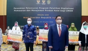 Government Holds Online Halal Product Management Training For MSMEs