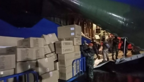 Air Force carries 14 tons of aid for Sulawesi quake victims