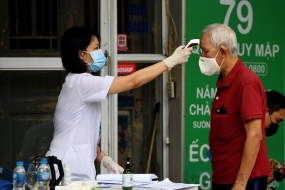 Vietnam's coronavirus cases up to 35 after new infections from Europe