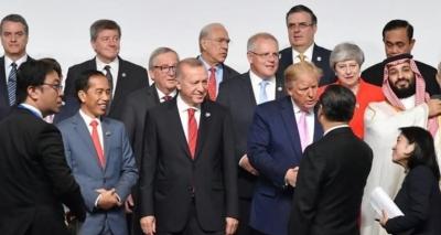Saudi Arabia Says G20 Leaders Summit To Be Held Virtually On Nov 21-22