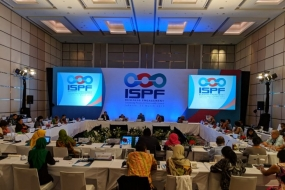 ISPF Bussiness event in Jakarta