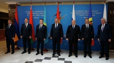 The Meeting of the Eurasian Intergovernmental Council