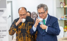 Indonesian Coffee Draws Praises From Singaporean Coffee Association