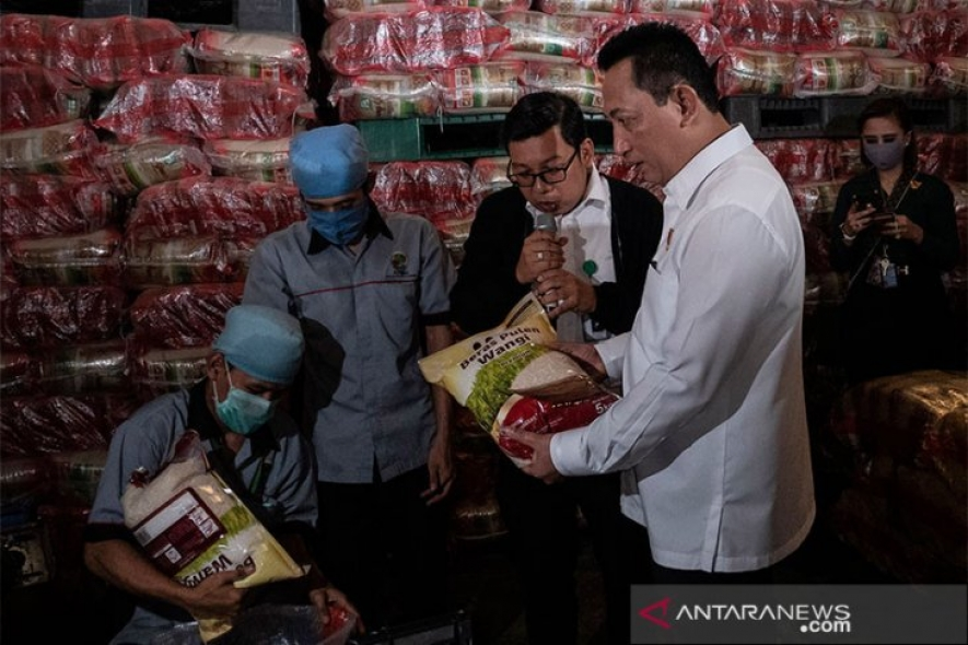 Police to safeguard food availability during COVID-19 pandemic