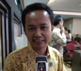 Researcher of  Center for Regional Resources Research of the Indonesian Institute of Sciences (LIPI), Cahyo Pamungkas