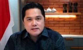 Apoyar a las pequeñas y medianas empresas, Erick colabora con Dufry para comercializar productos indonesios