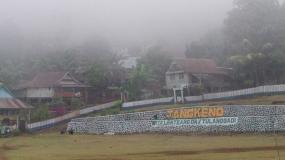 Pueblo Turístico Tangkeno en el sureste de Sulawesi