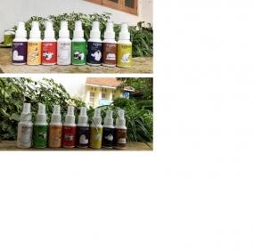 La Universidad IPB crea spray Egea antiolor a partir de aceite de palma
