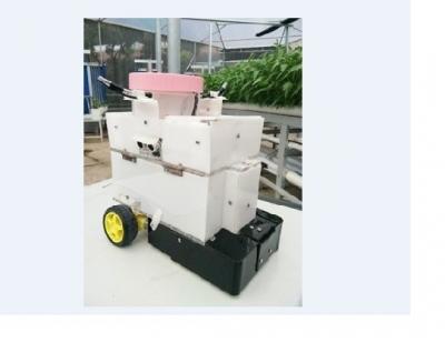 El robot de riego de plantas del Instituto Agrícola de Bogor