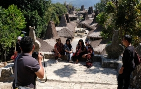 Umma Bokulu en Nusa Tenggara Oriental