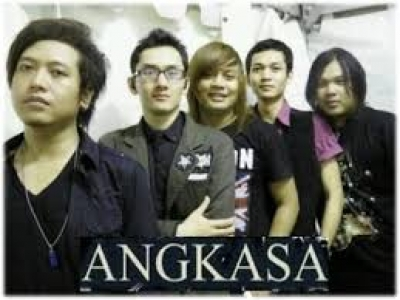 MUSICA DE POP DE ANGKASA BAND