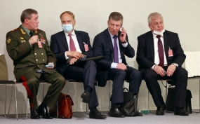 Rusia dice que EEUU pidió la salida de 24 de sus diplomáticos para el 3 de septiembre